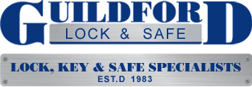 Guildford Lock and Safe Logo